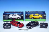 Auto RC Racing Style plast 17cm na vysílačku na baterie - mix variant či barev
