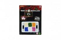 Farby tvárové na karte 14x18cm karneval
