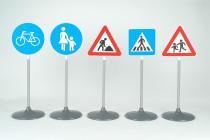 Dopravné značky 2 72 cm