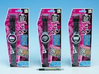 Hodinky Monster High digitální se zvukem - mix variant či barev