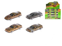 Auto safari 7 cm kov volný chod - mix variant či barev