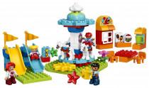 Lego Duplo 10841 Zábavná rodinná pouť