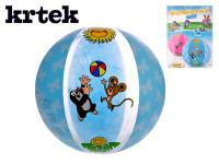 Lopta krtek 51 cm (ružový / modrý) - mix variantov či farieb