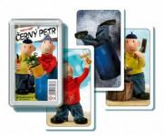 Čierny Peter Pat a Mat spoločenská hra - karty v plastovej krabičke