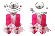 Šperky a topánočky pre princeznú