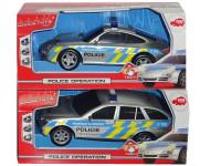 Policajné auto 1:18, hovorí po česky - mix variantov či farieb