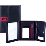 Obchodní složka/diplomatka Guriatti A5-B-02-G černo-červená formát A5