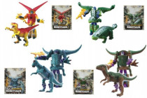 Transformer dinosaurus plast 16cm - mix variant či barev