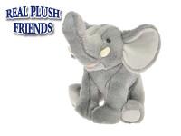 Slon plyšový 23 cm sediaci