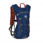 Spokey FUJI Cyklistický a běžecký batoh 3l modrý