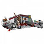 Lego Jurassic World 75932 Jurassic Park Velociraptor Chase
