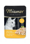Miamor Cat Filet kapsa kura + tuniak 100g