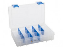 organizér SUPER BOX S 168x115x35mm - mix farieb