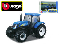 Bburago 1:32 Farm Tractor New Holland W8