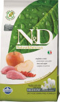 N & D Grain Free Dog Adult Boar & Apple 2,5 kg