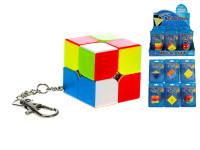 Hlavolam přívěsek na klíče 4 cm - mix variant či barev