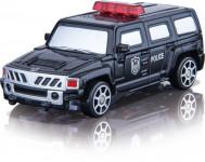 Robocarz 2v1 (Policejní auto) - 11,5 cm