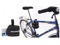 brašna na bicykel 17,5x15x7cm ČER