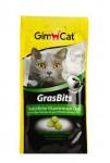 Gimpet Tablety GrasBits s kočičí trávou 40 g