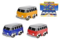 Autobus 10 cm na setrvačník - mix barev
