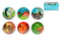 Míček pěnový 8 cm dinosauři - mix variant či barev