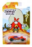 Hot Wheels tematické auto - Looney Tunes - mix variantov či farieb