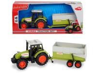 Traktor CLAAS s prívesom 36 cm