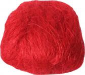 Sisálové vlákno 30 g červené