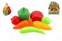 Ovocie a zelenina plast