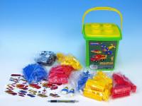 Stavebnica Cheva 1 Basic plast