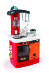 Kuchyňka Bon Appetit červená elektronická