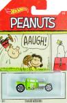 Hot Wheels tematické auto - Peanuts