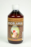 KNOBLAMIN E pre exoty cesnakový olej 500ml