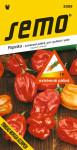 Semo Paprika zeleninová pálivá - Trinidad Moruga Scorp. Red 10s/SHU 1 200 000/