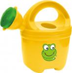 Detská konvička plastová žltá Stocker