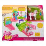 Barbie mini pouť herní set