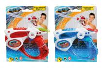 Vodné pištole transparentné - mix variantov či farieb