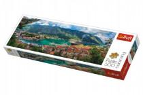 Puzzle Kotor, Montenegro panoráma 500 dielikov 66x23,7cm