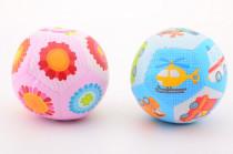 Lopta pre najmenších Happy World 14 cm