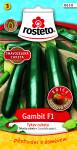 Rosteto Tekvica cuketa - Gambit F1 tmavo zelená 1,5g