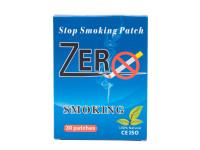 Prírodné náplasť pre odvykanie od fajčenia ZERO SMOKING