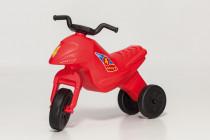 Odrážadlo Superbike 4 stredné plast výška sedadla 31cm nosnosť do 25kg - mix variantov či farieb