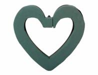 Hmota aranžovaciu OASIS IDEAL srdce 21,5x22x3cm