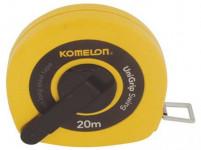 pásmo oceľové 20m / 10mm KOMELON