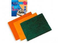 utierka hrubá BETTY 14x13cm (3ks) - mix farieb