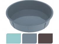 forma na tortu 27cm silikón - mix farieb
