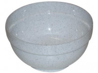 miska polievková 13cm (0,33l) plastová - mix farieb