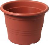 Kvetináč Cilindro / Premium - terakota 22 cm
