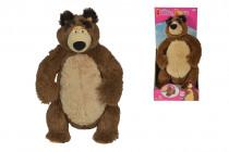 Máša a medvěd Plyšový medvěd 43 cm