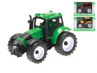 Traktor 11 cm na setrvačník - mix barev